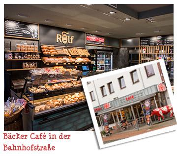 Bäckerei Rolf Bahnhofstraße
