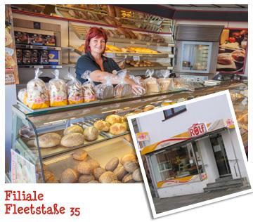 Bäckerei Rolf Fleetstraße