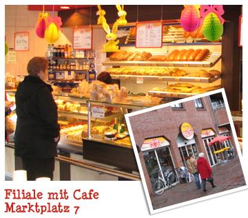 Bäckerei Rolf Marktcafe