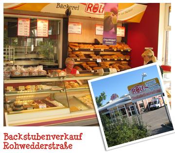 Bäckerei Rolf Backstubenshop
