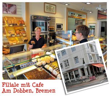 Bäckerei Rolf Cafe Einhorn