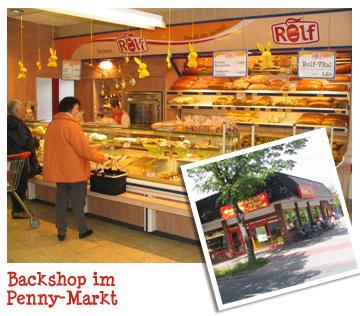 Bäckerei Rolf im Penny-Markt