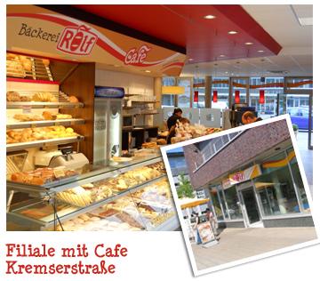 Bäckerei Rolf Kremser Straße