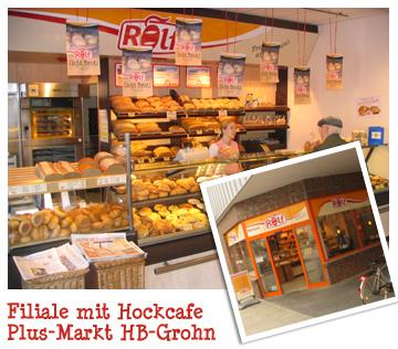 Bäckerei Rolf im Netto-Markt