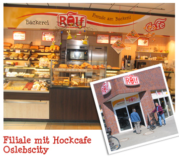 Bäckerei Rolf Oslebs-City