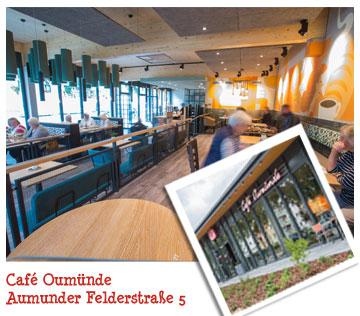 Bäckerei Rolf Café Oumünde