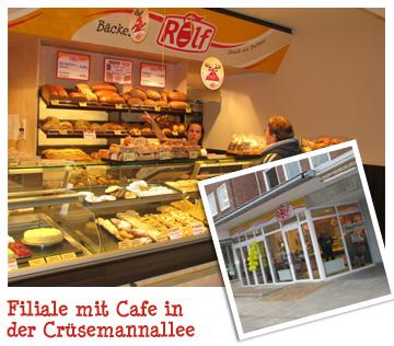 Bäckerei Rolf Crüsemannallee
