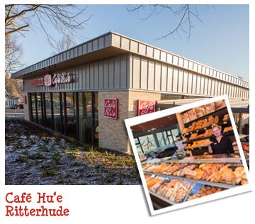 Bäckerei Rolf Café Hu´e
