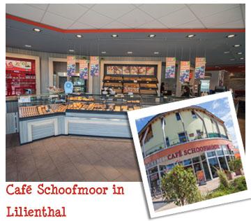 Bäckerei Rolf Cafe Schoofmoor