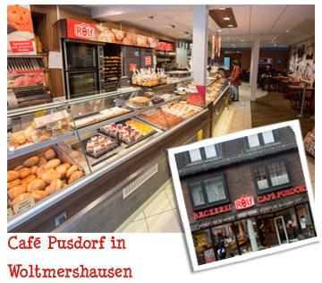 Bäckerei Rolf Cafe Pusdorf